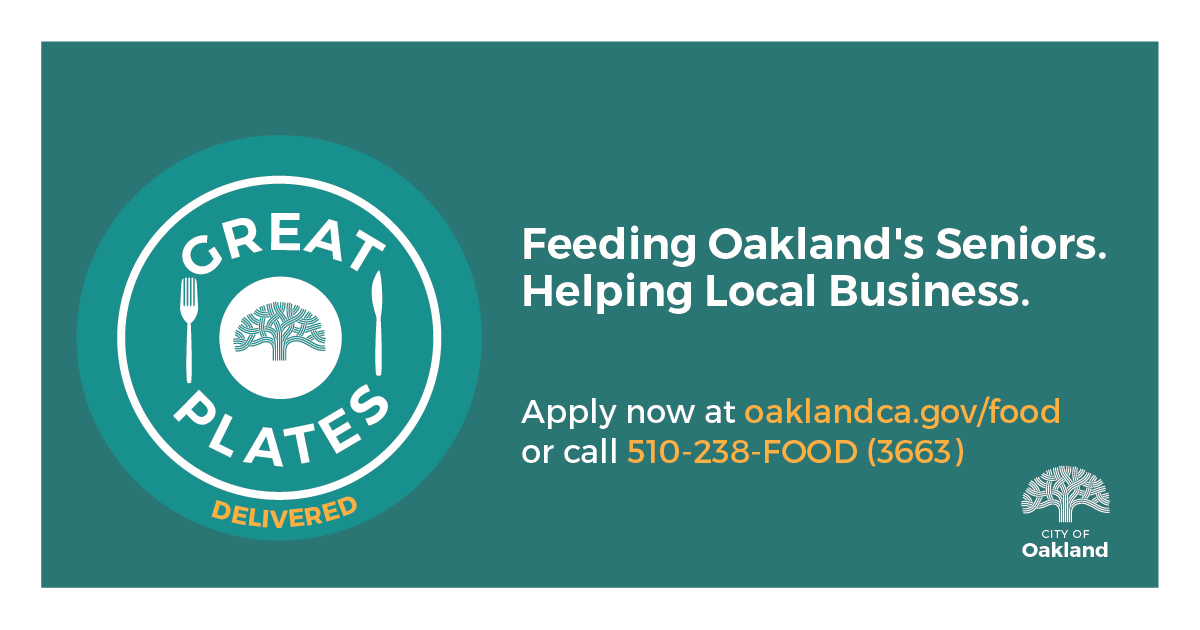 Oakland Provides Food For Vulnerable Population
