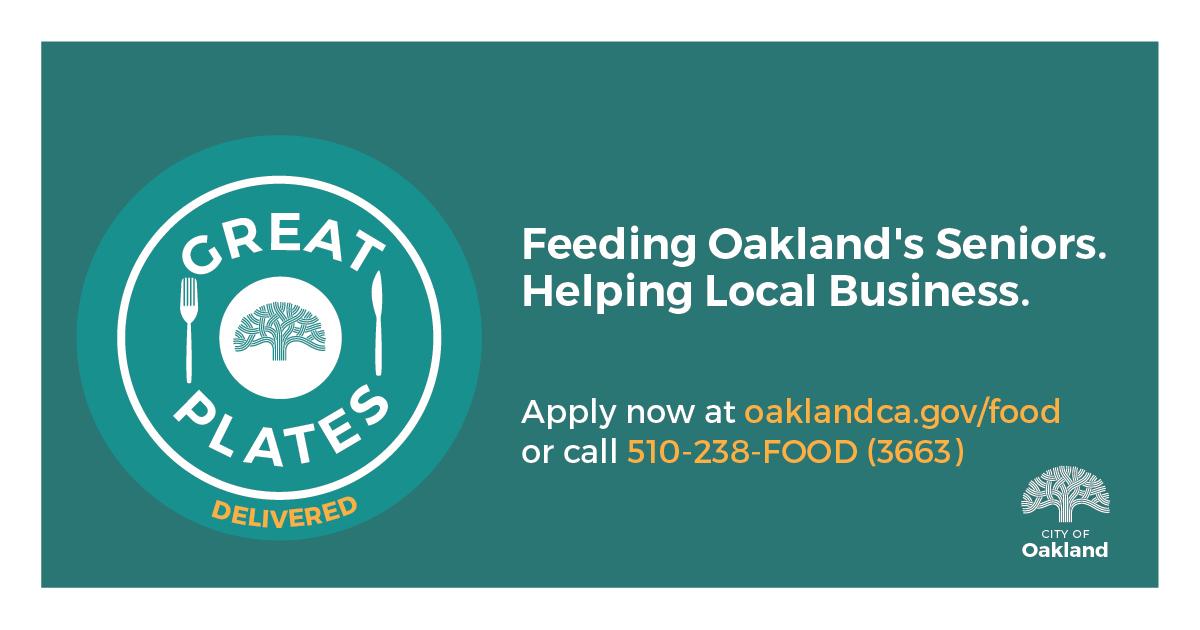 Oakland Provides Food For Vulnerable Population
