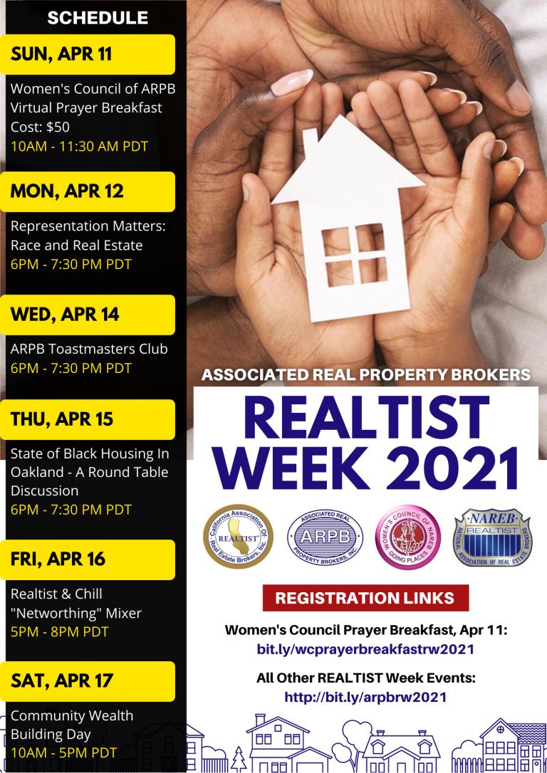 arpb-realtist-week-2021-careb-nareb-real-estate