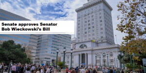 Senate approves Wieckowski bill to provide more oversight to ensure conservatees' homes are not sold prematurely