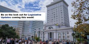 Watch Legislative Video Announcement!